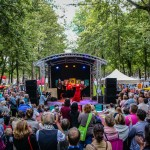 Uitmarkt Den Haag 4 september